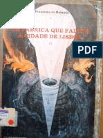 Francisco de Holanda - Da Fábrica que Falece à Cidade de Lisboa