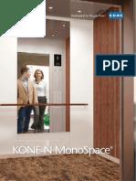 KONE N Monospace