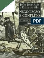 Negociação e Conflito- João José Reis