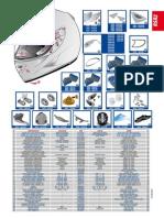 Shark RSR2 Helmet technical manual