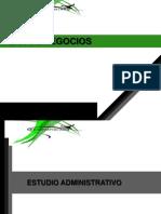 Plan de Negocios Arquitectura 1