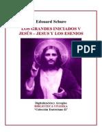 Schure Edouard - Jesus y Los Esenios