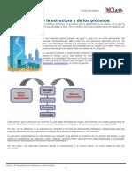Lectura-El Alineamiento de La Estructura y de Los Procesos