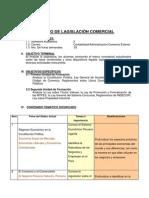 SILABO DE LAGISLACIÓN COMERCIAL (1)