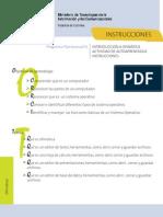 Ofimatica Instrucciones