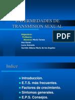 Enfermedadesd de Trans Sexual