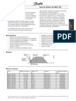 Danfoss MCD 100 Arrancador Suave