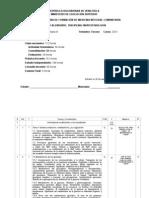 P1 Morfofisiologia III Curso 2013