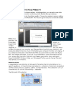 powerpoint 2007 presentaion tutorial
