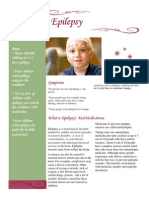 Fact Sheet Epilepsy