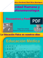 Sergio Toro. Neurofenomenologia