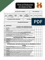 Ficha Sesion Clase