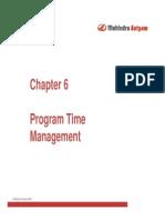 Program Time Management