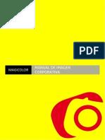 Manual de Imagen Corporativa Magicolor