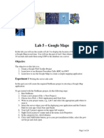 Lab5 Google Maps
