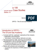 Case Study Oil and Gas - Powerpoint[1]