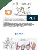 CLASES ESPAÑOL BIMESTRE 3