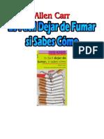 Allen Carr - Dejar de Fumar