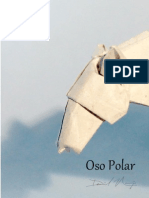 Oso Polar origami