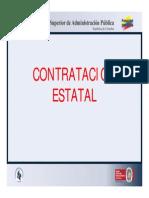 Contratacion Estatal Diapositivas Esap