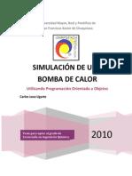 Simulación de una Bomba de calor utilizando Programación Orientada a Objetos.pdf