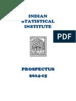 Is i Prospectus 2014