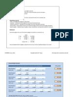 Formula Wt Calculator
