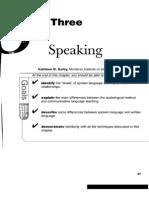 3 Speaking Activities