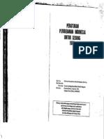 PPIUG 1983 (Peraturan Pembebanan Indonesia Untuk Gedung)