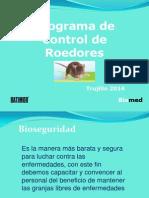 Control Roedores