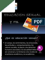 EDUCACIÒN SEXUAL Y ITS