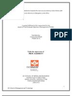 Vivek India Infoline Project