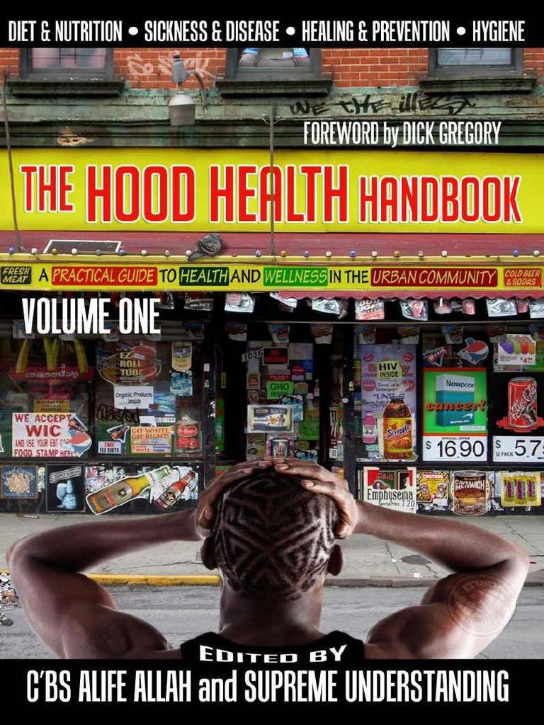 The hood health handbook volume 1 healthy diet foods fandeluxe Gallery