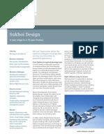 Siemens PLM Sukhoi Design Cs Z7