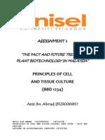 Plant n Tissue Culture