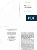 Raymond Williams Marxismo y Literatura 2000
