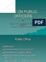 Public Officers