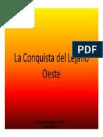 Unidad 7 Conquista Del Lejano Oeste - Jonny Alejandro Alzate