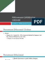 MT Persamaan Diferensial Ordiner