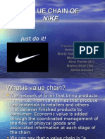 Final Ppt of Nike