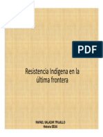 Unidad 7 Resistencia Indígena - Rafael Salazar Trujillo