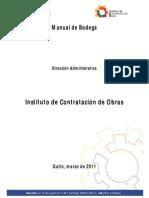 Manual de Bodega