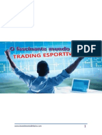 E-Book o Mundo Fascinante Do Trading Esportivo