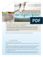 Have your say on our regions future