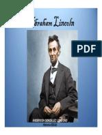 Unidad 6 Abraham Lincoln - Ánderson González Londoño