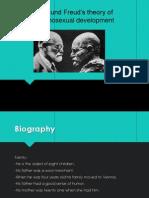 Sigmund Freud's theory