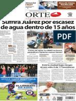 Periódico Norte edición impresa día 10 de febrero 2014