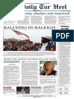 The Daily Tar Heel for Feb. 10, 2014