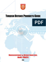 Turkey Defence Product Guide 2009