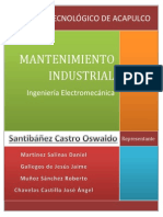 Trabajo Final - Mantenimiento Industrial